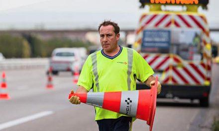 Un fourgon de sécurité percuté sur l'A7 à hauteur de Salaise-sur-Sanne : le 35ème accident de l'année !