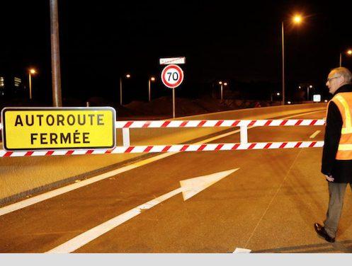 Fermetures nocturnes du tunnel de Fourvière,  de l'A 46, etc. : difficultés de circulation en perspective cette semaine