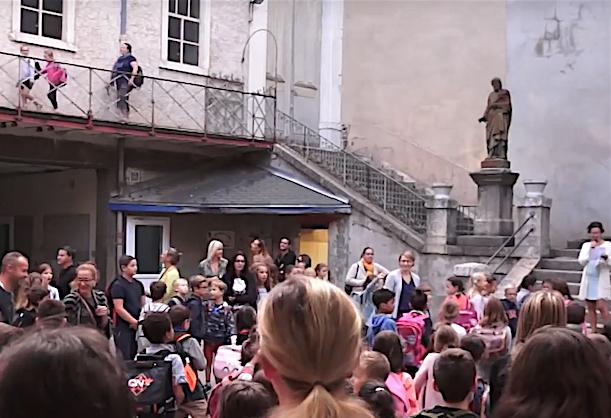 La rentrée scolaire, le forum des associations, vendanges et rugby, etc. : le journal TV de la semaine à Vienne