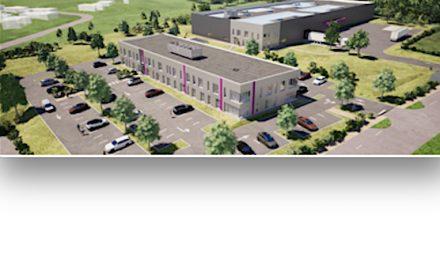 1ère pierre posée en octobre : une nouvelle entreprise va installer son siège à Chasse-sur-Rhône, Fives