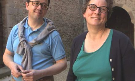 Blandine et Benoît de Kergorlay et leur château de Septème vedettes d'un soir sur M6