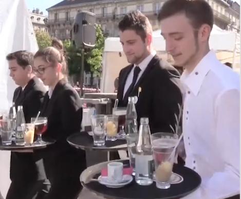 Avant-première au cinéma Les Amphi, course de garçons de café, etc. : le journal TV de la semaine à Vienne