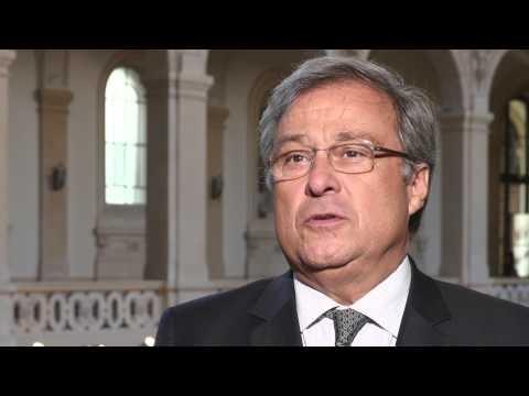 Président de la CCI de Lyon, le Viennois Emmanuel Imberton annonce sa démission