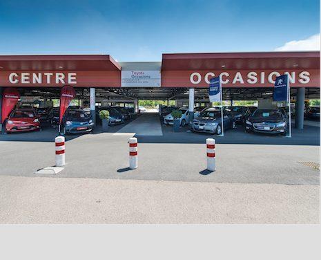 Unique en France, le «Village Auto de Givors» fête ses 10 ans avec un focus sur l'hybride, le GNV, l'électrique,  l'E 85…