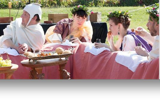 Vinalia à Saint-Romain-en-Gal se transforme, les 28 et 29 septembre, en un grand festival gastronomique