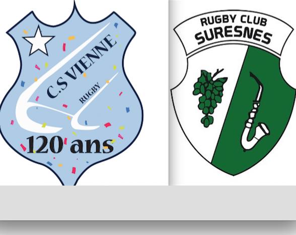 Rugby : le départ en trombe des Viennois en championnat stoppé net à domicile par des Suresnois en verve