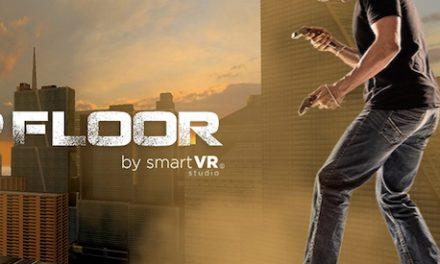 Christophe Carron s'apprête à ouvrir à Bourgoin-Jallieu la plus grande salle de réalité virtuelle de France