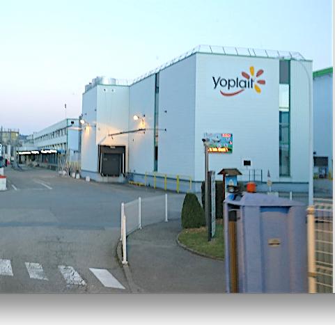 L'usine Yoplait va-t-elle chauffer une partie du quartier d'Estressin à Vienne ?