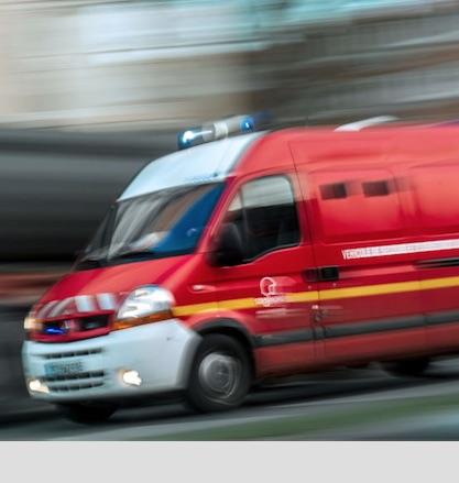 Un vététiste chute lourdement sur un chemin à Moidieu-Détourbe  et décède