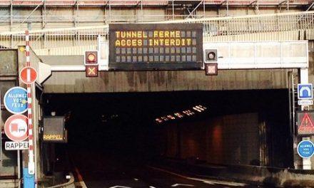 Circulation à Lyon : trémie n° 1 coupée, Fourvière fermé, etc., çà va être encore compliqué cette semaine…