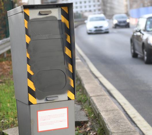De nombreux radars ne flashent plus depuis plusieurs semaines dans l'agglomération lyonnaise : la liste