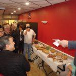 Municipales Vienne 2020-Erwann Binet inaugure sa permanence électorale, rue des Orfèvres à Vienne