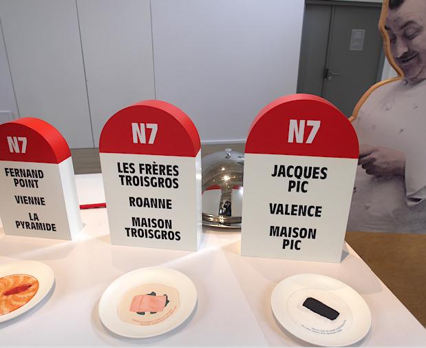Elle évoque Fernand Point et «La Pyramide», la Cité de la Gastronomie ouvre ses portes samedi à Lyon