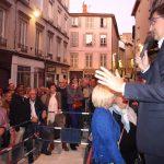 Municipales Vienne 2020-Thierry Kovacs inaugure sa permanence devant 400 personnes