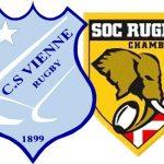 Rugby-face à Chambéry, les Viennois une nouvelle fois défaits, ils peuvent s'en vouloir…