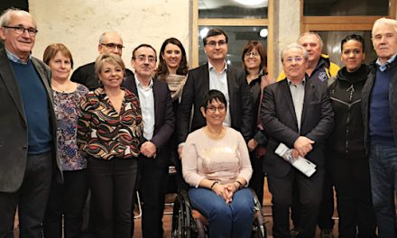 Municipales Vienne 2020-12 nouveaux colistiers sur la liste de Thierry Kovacs qui détaille son projet en matière de sécurité