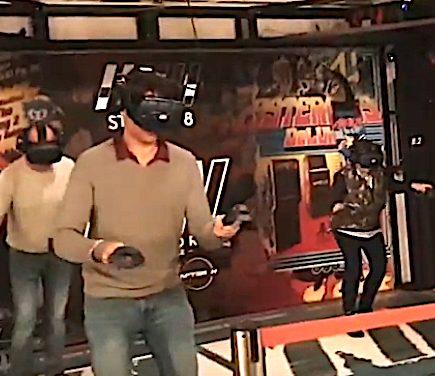 La plus grande salle de réalité virtuelle de France, le petit Pompéi, etc. : le Journal TV  de la semaine à Vienne