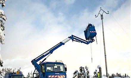 Après les chutes de neige en Isère : encore de très nombreux foyers privés d'électricité, un couple intoxiqué à Lieudieu