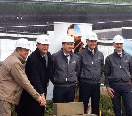 Deux nouvelles entreprises s'installent à Vaulx-Milieu : Argo Tractors France et Coltrax