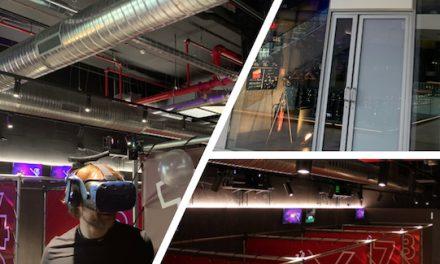 La société viennoise Ihmtek ouvre sa 1ère salle de réalité virtuelle au centre de loisirs et de commerces de Lyon-Confluence