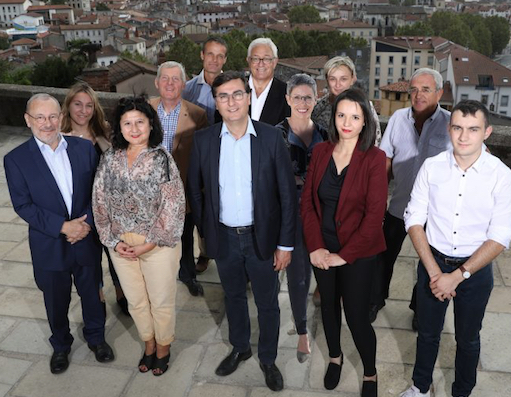 Municipales 2020- Dans le programme économique de Thierry Kovacs, la transformation de la salle-des-fêtes en halle couverte