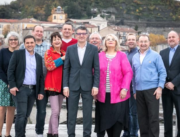 Erwann Binet (liste de gauche Vienne Citoyenne) veut transformer le gymnase Georges Brun en un parking de 300 places