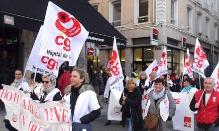 Mobilisation contre la réforme des retraites : près de 1 500 manifestants dans les rues de Vienne