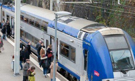 Grève à la SNCF : un peu plus de trains, 1 TER sur 8 programmé demain mardi  10 décembre en Auvergne-Rhône-Alpes