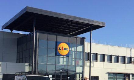 L'ancien Casino de Salaise-sur-Sanne change d'enseigne et devient un Lidl au nouveau concept