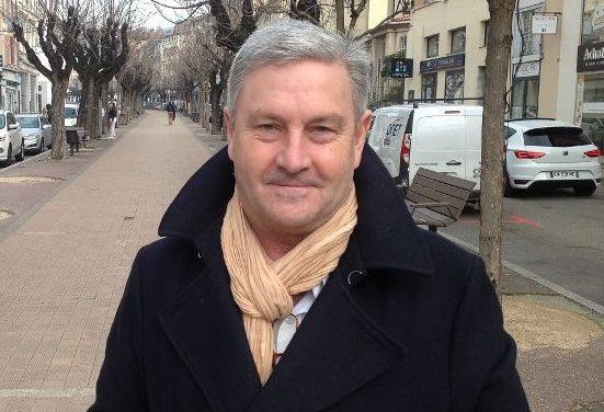 Municipales Vienne 2020-François Siebert qui a le soutien du RN : « Je propose une liste de centre-droit»
