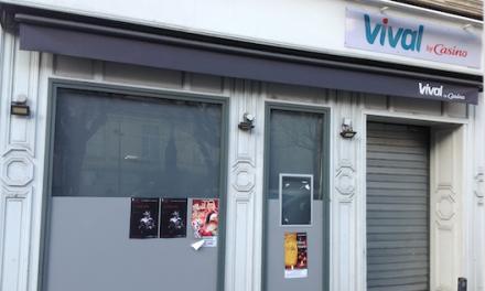 Ouverture prévue à la mi-avril, cours Romestang à Vienne, d'un magasin Biocoop, le n°1 français du bio
