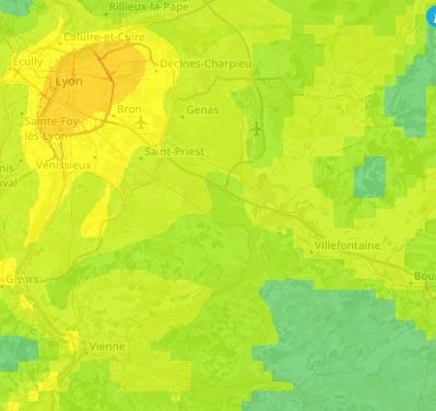 Alerte à la pollution à Lyon et dans le Nord-Isère : fin de l'épisode, les restrictions de circulation sont levées, ouf !