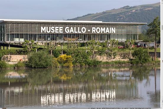 L'ambition retrouvée du musée de St-Romain-en-Gal, avec pour objectif…120 000 visiteurs !