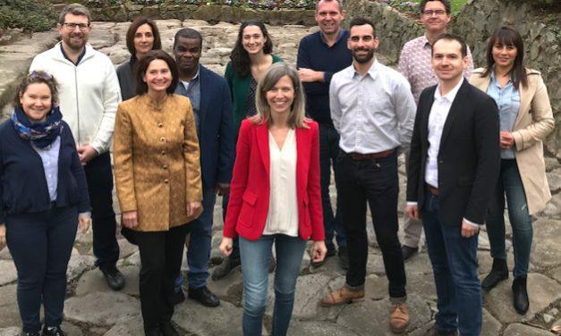 Municipales Vienne 2020-Florence David (LREM) présente ses 11 premiers colistiers