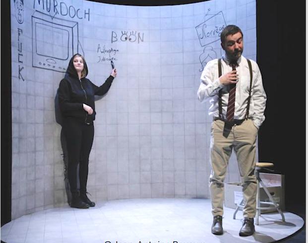 La belle pièce de rentrée du théâtre de Vienne : «Assoiffés» de Wajdi Mouawad