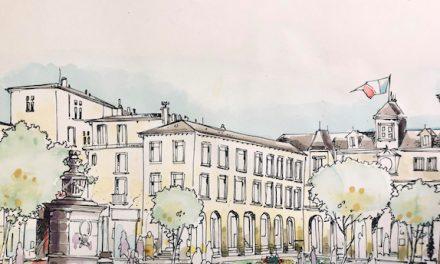 Municipales Vienne 2020-Florence David (LREM) «veut rendre la place de l'hôtel-de-ville aux Viennois»
