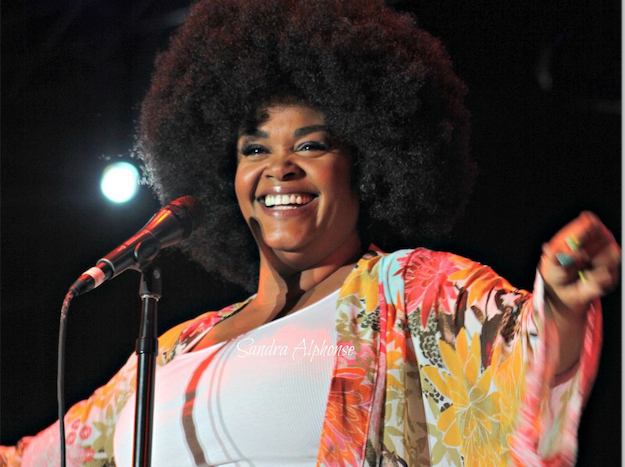 Ils n'ont encore jamais arpenté le théâtre antique  : Jill Scott, KIwanuka et Nas, rap et soul, le 8 juillet à Jazz à Vienne