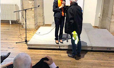 Meeting perturbé, pour Florence David (LREM) : «On ne peut tolérer qu'une ultra-minorité dicte sa « Loi »»