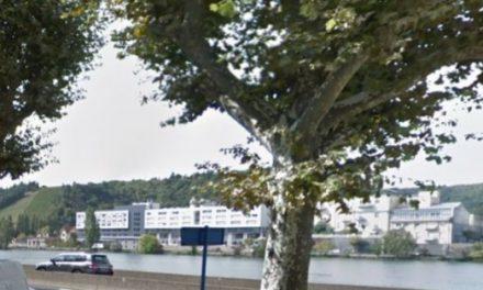 Il se jette dans le Rhône à Vienne pour échapper à la police qui le repêche …