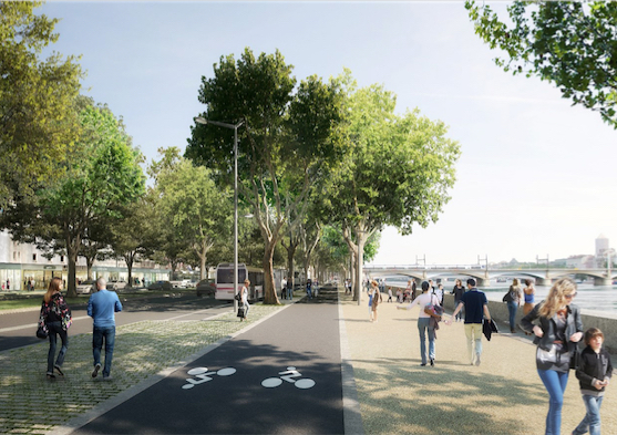 Pour transformer les ex-A7 et A6 en boulevard urbain,  la traversée de Lyon coupée, la semaine prochaine
