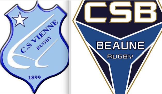 Rugby : à Jean Etcheberry, les Viennois confortent leur place en haut du tableau en surpassant Beaune