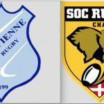 Rugby : les Viennois bousculent à domicile les joueurs de Chambéry lors d'un match difficile
