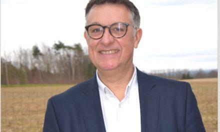 Une liste «Estrablin, c'est vous» menée par Denis Peillot sur la route de celle du maire sortant, Sylvain Laignel