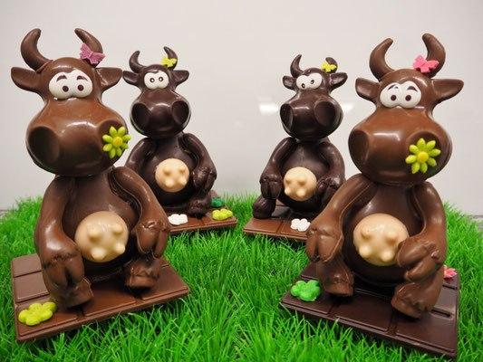 Marqué par un escape game gourmand : le Chocolat fait son show du 6 au 8 mars à la salle-des-fêtes de Vienne