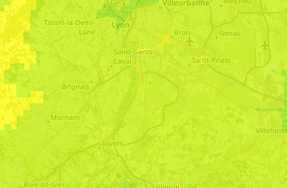 A Lyon et dans le Nord-Isère : avec le confinement, la pollution de l'air baisse comme jamais…