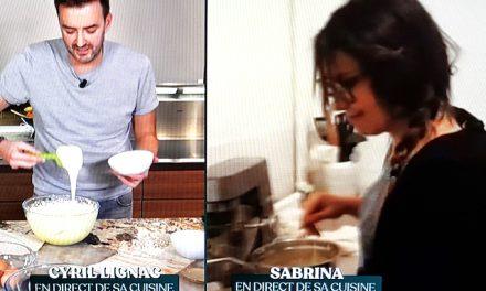 Quand la Viennoise Sabrina cuisine sur M6 avec Cyril Lignac…