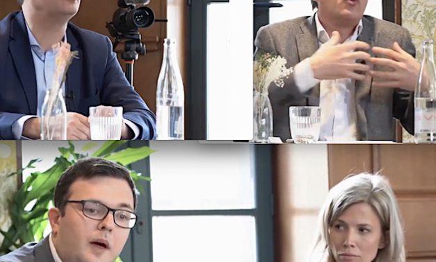 Coronavirus : annulation du débat à 4 autour de l'environnement  qui était prévu ce soir à Vienne