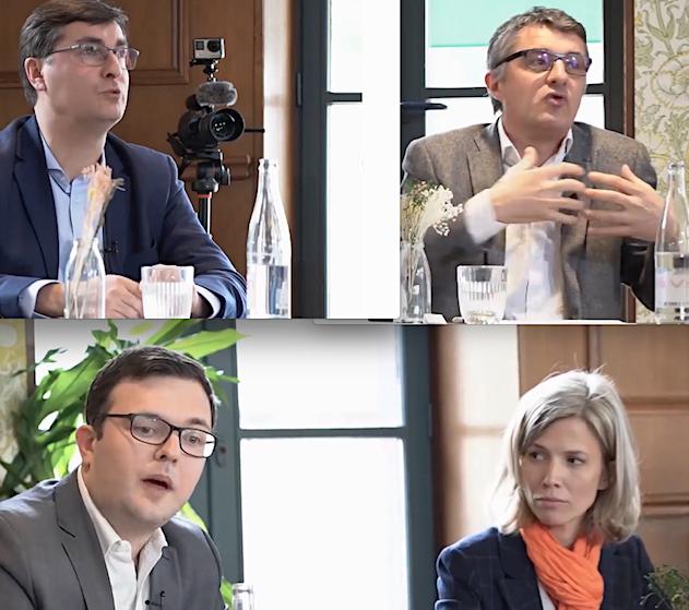 Echos de campagne Municipales Vienne 2020 : débat à 4 autour de l'environnement ce soir et réunions de quartiers pour LREM