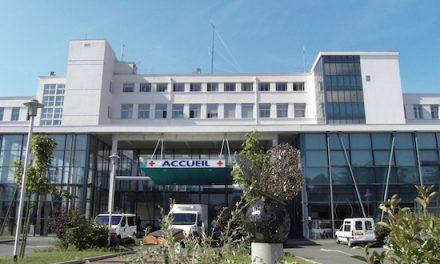 Covid-19 : on déplore 9 décès à l'hôpital de Vienne depuis le début de l'épidémie sur 91 patients accueillis