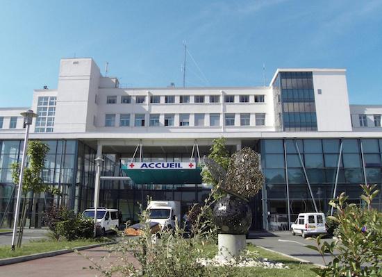 Coronavirus : le «Plan Blanc» désormais activé, le Centre Hospitalier de Vienne se prépare au pic épidémique